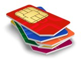 1 LOT 40 SIM CARDS SMART CARDS (ORTEL SYMA BUZZ) - NEW - FREE SUBSCRIPTION