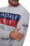 ASSORTED LOT OF 50 SWEATSHIRT OF THE LONDSDALE BRAND