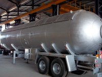 Used LPGBobtail and truck tank