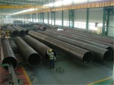 ASTM LSAW/SSAW welded steel pipe big diameter