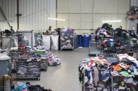 OFFER USED CLOTHING & NEW CLOTHING STOCKLOTS