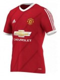 Official Manchester United Soccer Jersey Red 2016