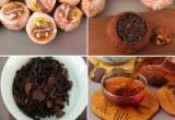 Mandarine de Pu Er Bio Pu Erh Cuit Shu Thé Parfumé