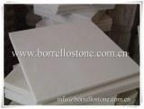 Snow white marble tile