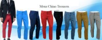 Mens chino trouser