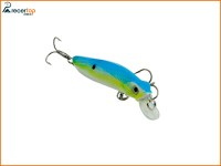 Recertop fishing lures 3D eyes attract preys effectively