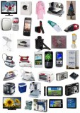 Clearance stock 4000 pieces bazaar and Miscellaneous electronic return EXHIBITION