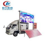P4 Outdoor Mobile LED Advertising Trailers