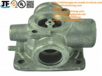 OEM Customized Foundry Cast Iron Investment Casting for Casting Valve Body
