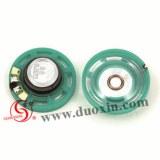 23mm mylar speaker toy plastic speaker DXP23W-A