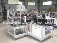 NCA1620-30 Corner Spout Pouch Sealing Machine
