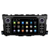 Manufacturer Nissan Series Car DVD Player with GPS Radio Wifi for Teana 2014