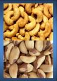 Cashew, brazilian nuts