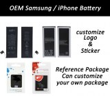 OEM Samsung / iPhone battery