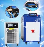 400 watt handheld optical fiber transmission laser welding machine with TaiYi brand