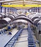 Ossature métallique pour cloison et plafond