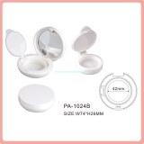 Empty BB cushion powder case plastic compact powder case