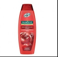 Palette Palmolive shampooing brilliant Color
