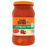 Palette Uncle Ben's Chilli Sechuan Fusion Sauce