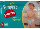 Pampers baby dry, baby diapers