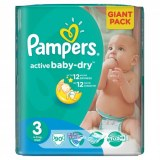 Pampers Giant Pack Midi 90