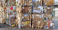 Paper and cardboard waste supplier