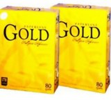PAPERLINE GOLD A4 COPY PAPER 80GSM/75GSM/70GSM 102-104%