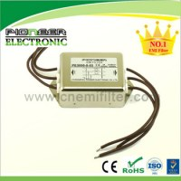 PE3000-5-03 5A 250V/440V Three Phase power noise filter for control cabinet