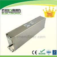 PE3120-30-50 30A 275V/480V power noise filter for servo drives