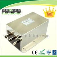 PE3300-400-90 400A 250V/440V/480V HAVC emc noise rf filter for inverters and converters