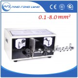 PFL-03 Computer controlled phone power wire stripping cutting machine