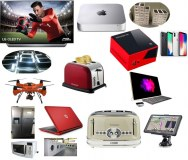 ALL NEW HIGHTECH AND MORE PRODUCTS SOLD IN BATCHES(-50 -150%) !!!