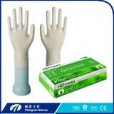 9'' Disposable Hospital Vinyl exam gloves manufacturer