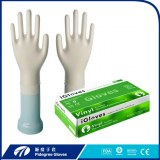 9'' Disposable Hospital Vinyl exam gloves manufacturer