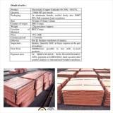 Contractual sale of copper
