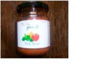 Picadillo artichoke spread and pepper