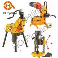 Pipe preparation machines