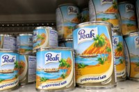 Peak Evaporated Milk 170gm & 160gm Tins