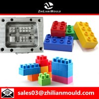 Plastic injection toy mould with high quality