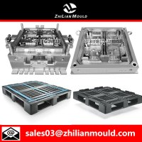 Plastic injection pallet mould with high quality