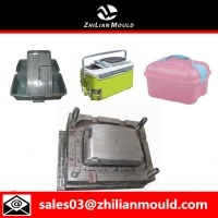 High qualtiy plastic injection toolbox mould