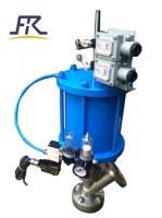 Flush bottom valve,Pneumatic Tank Bottom Angle Valve,Bottom Outlet Valves,vessel bottom...