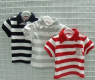 END OF STOCK - GIRLS POLOS AT 1.70 EUR