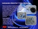 U-Yokes uses in raw Neodymium (NdFeB) Speakers and tweeter