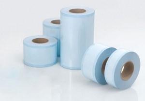 Sterilization pouches, sterilization reels