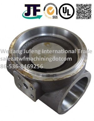 Precision Casting Parts for Agricultural Tractor Parts