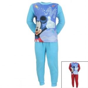 12x Mickey Polar Pajamas from 2 to 8 years old