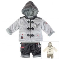 18x 3-piece sets Tom Kids from 1 to 18 months