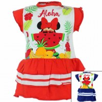 10x Minnie Dresses from 3 to 24 months