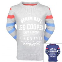 12x Lee Cooper long sleeve jumpers from 2 to 12 years old